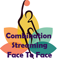 Combination Streaming and face to face
